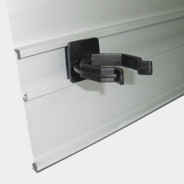 Collier de serrage pour Plinthe en Aluminium Plinthe de Cuisine (4 pcs)