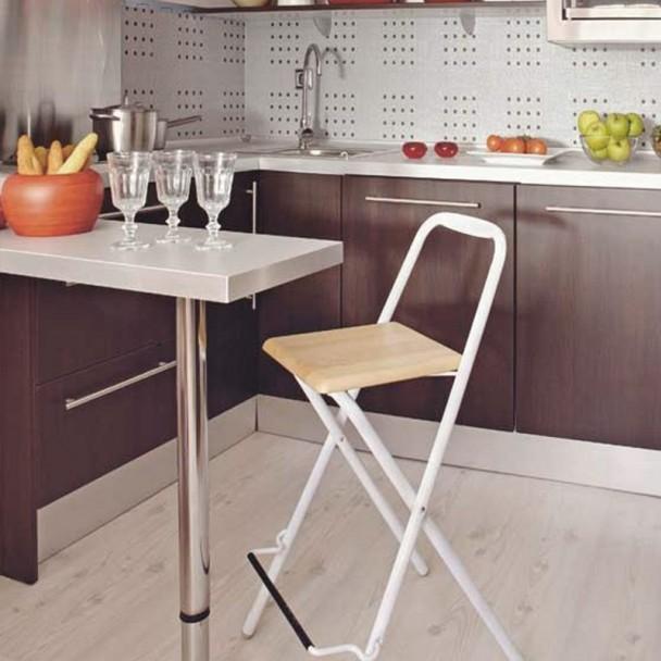 Métallique jambe 71 cm pour la Table ou la Cuisine-Bar