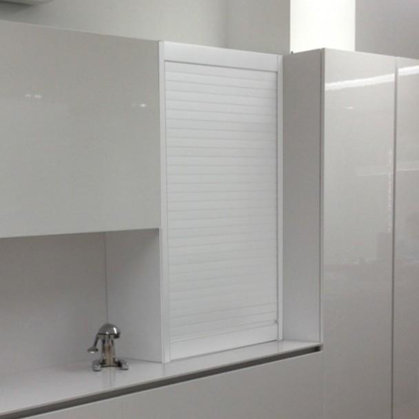 Kit Aveugles Aluminium Blanc pour les Meubles de Cuisine