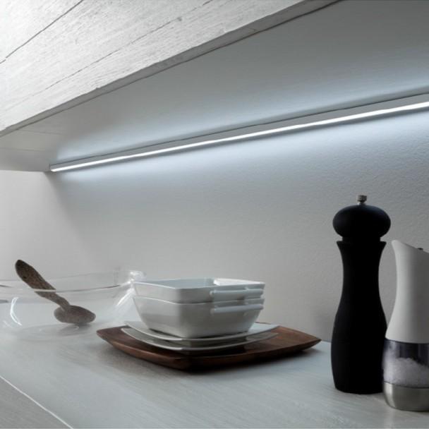 Lampe Led de Lugano avec Profil en Aluminium pour la Cuisine