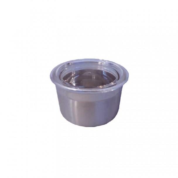 Pot En Acier Inoxydable Cubertero Cube