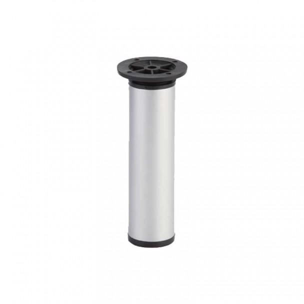 Jambe Cylindrique En Aluminium Réglable