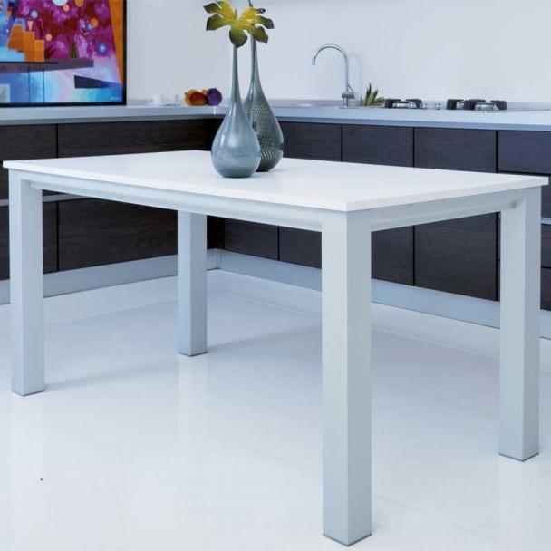Structure en Aluminium Comme pour la Table de la Cuisine