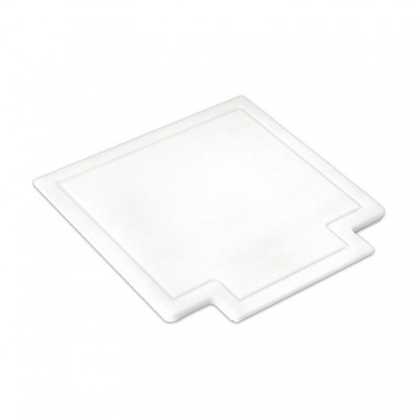 Table en Polyéthylène 400x398 mm Lavabo Couvert
