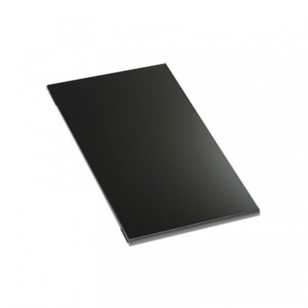 Table en Verre Trempé TSQ24 Évier Couvert