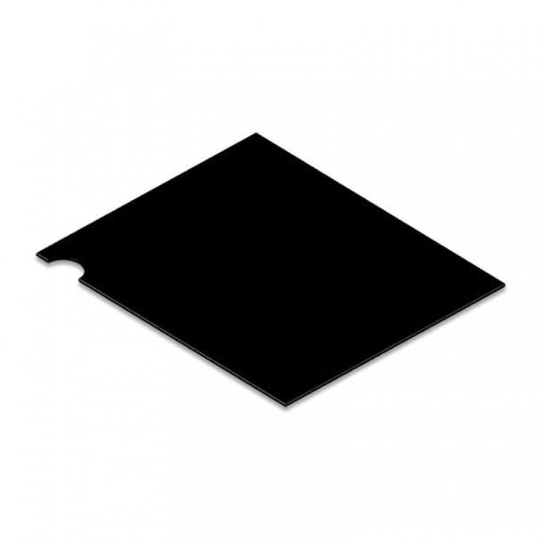 Table en Verre Trempé TVCR860 Évier Couvert
