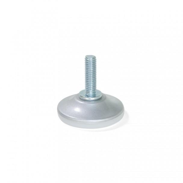 Pied Niveleur avec Base Circulaire M6 (20 pcs)