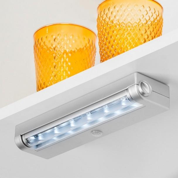 Lumière LED à Piles avec Capteur de Mouvement Phoenix Lumière Froide