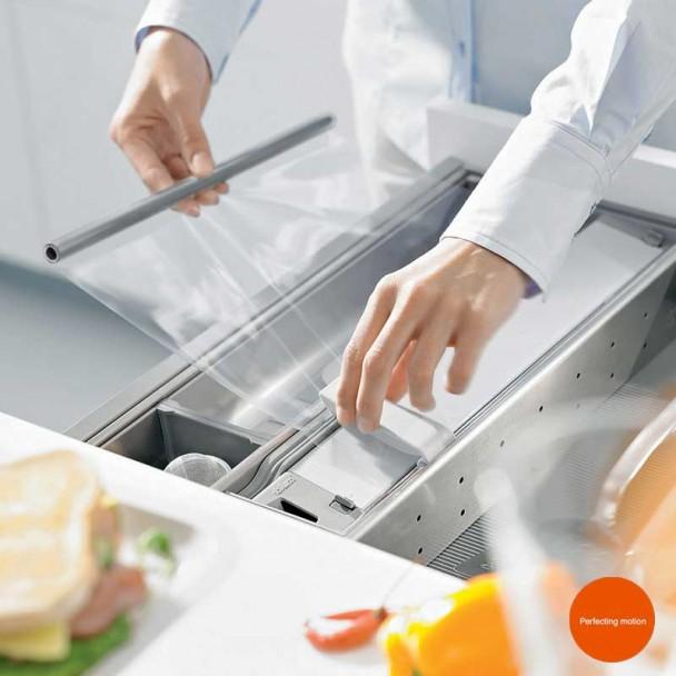 Coupeur De Film Transparent De Cuisine Orga-Line Blum