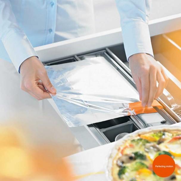 Coupeur De Papier D'Aluminium De Cuisine Orga-Line Blum
