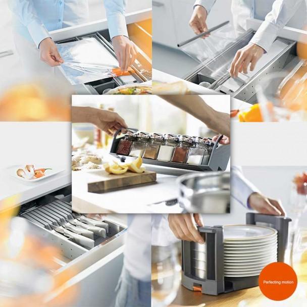 Jeu D'Accessoires De Cuisine Orga-Line Blum