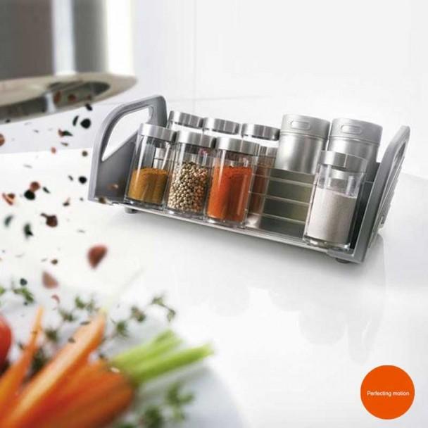 Étagère à épices de la Cuisine Orga-Line Blum 2 pcs