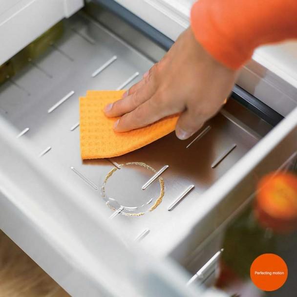 Bac à Bouteilles ORGA-LINE pour les blocs-tiroirs de Cuisine Blum Antaro