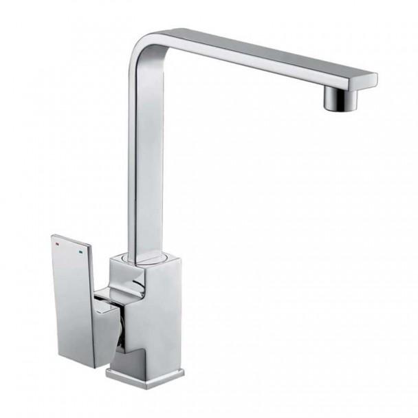 Poignée simple robinet de Lavabo Verticale GF115