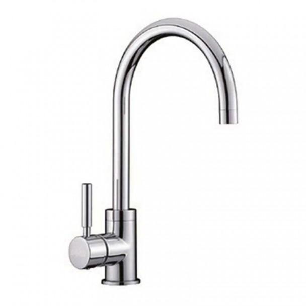 Poignée simple robinet de Lavabo Verticale GF124