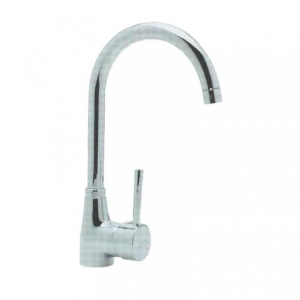 Poignée simple robinet de Lavabo Rotatif Vertical GDC05
