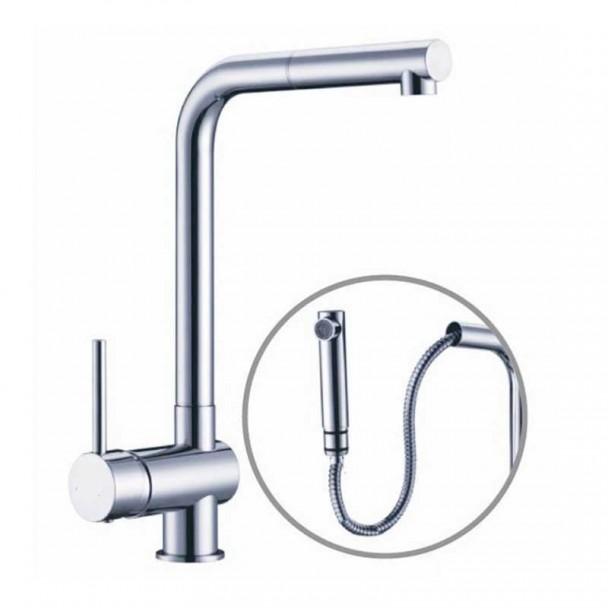 Poignée simple robinet de Lavabo Verticale de Douche Amovible GF119