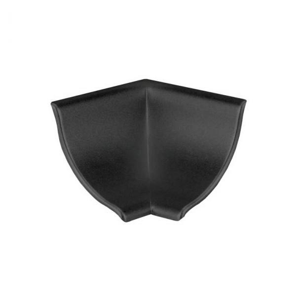 Coin Intérieur pour Plinthe Isolant de Comptoir Noir