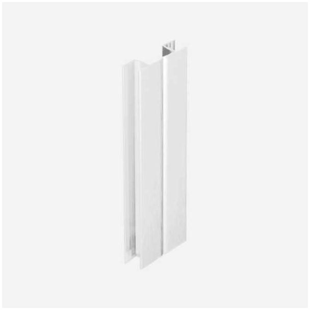 Multi-angle Blanc pour Plinthe en PVC de Cuisine