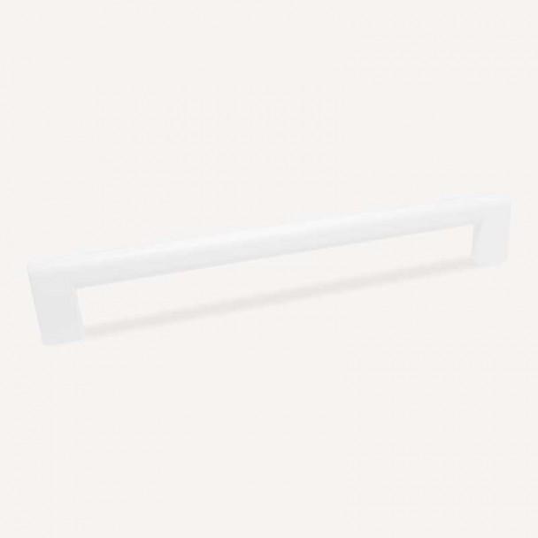 Poignée de Zamak Blanc Mat 4741