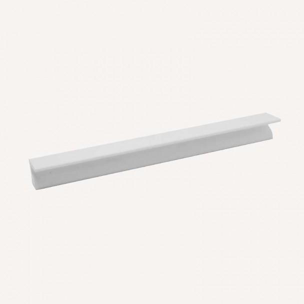 Poignée de Aluminium Blanc Mat 2450