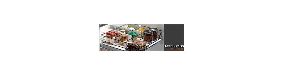 Accessoires Extractibles